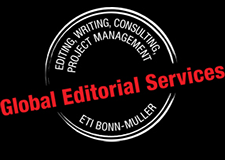 Global Editorial Services - Eti Bonn-Muller