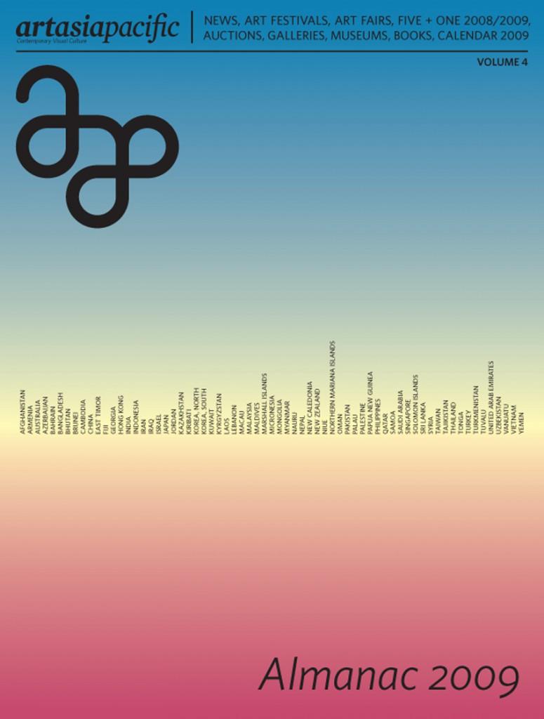 Co-Editor, Almanac (ArtAsiaPacific)