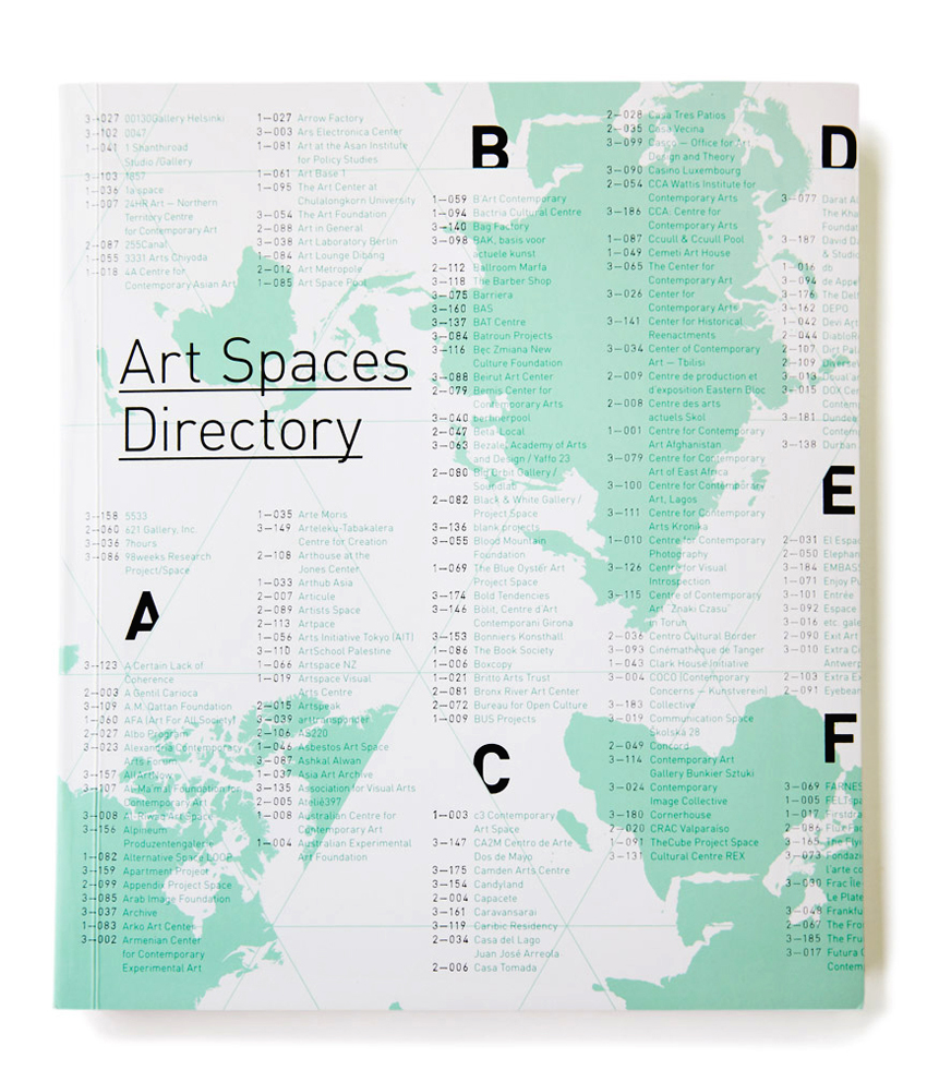 Copy Editor, Art Spaces Directory (ArtAsiaPacific)