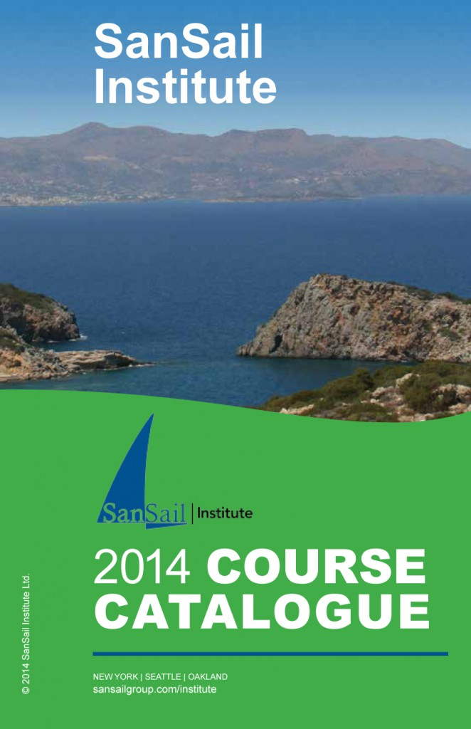 Consultant, SanSail Institute Course Catalogue