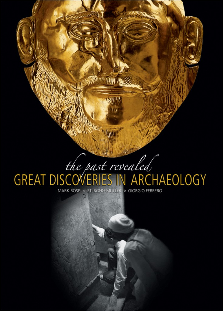 Co-Author, Great Discoveries (White Star, 2010)